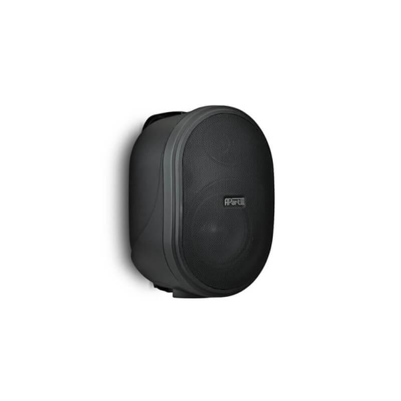 Настенная трансформаторная акустика для помещений APart OVO5T-BL Черный