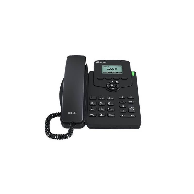 SIP-телефон Akuvox SP-R50P (1 линия)