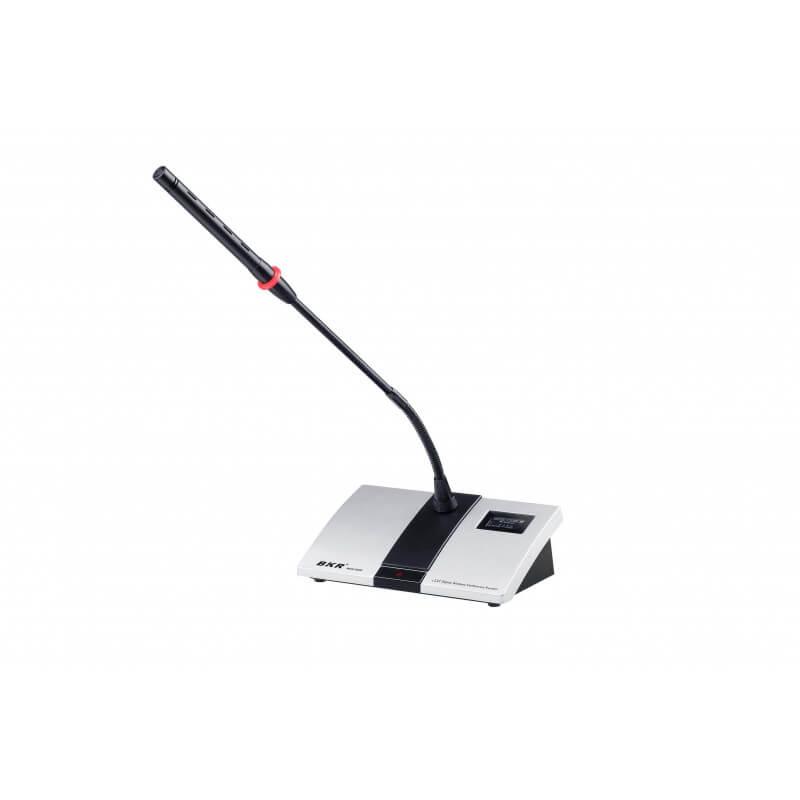 Микрофонный пульт делегата WCS-203D Silver
