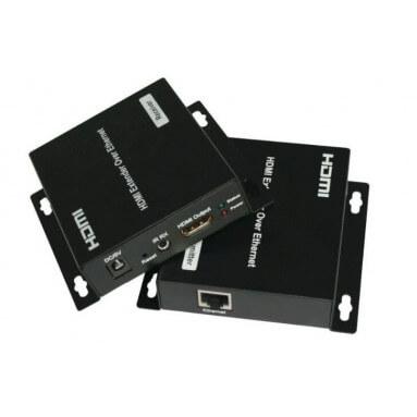 Удлинитель HDMI по витой паре 120м (приемник)