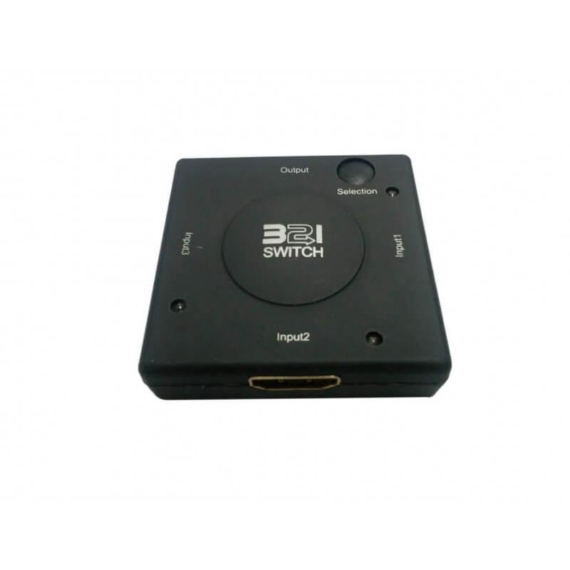 3x1 HDMI свитч
