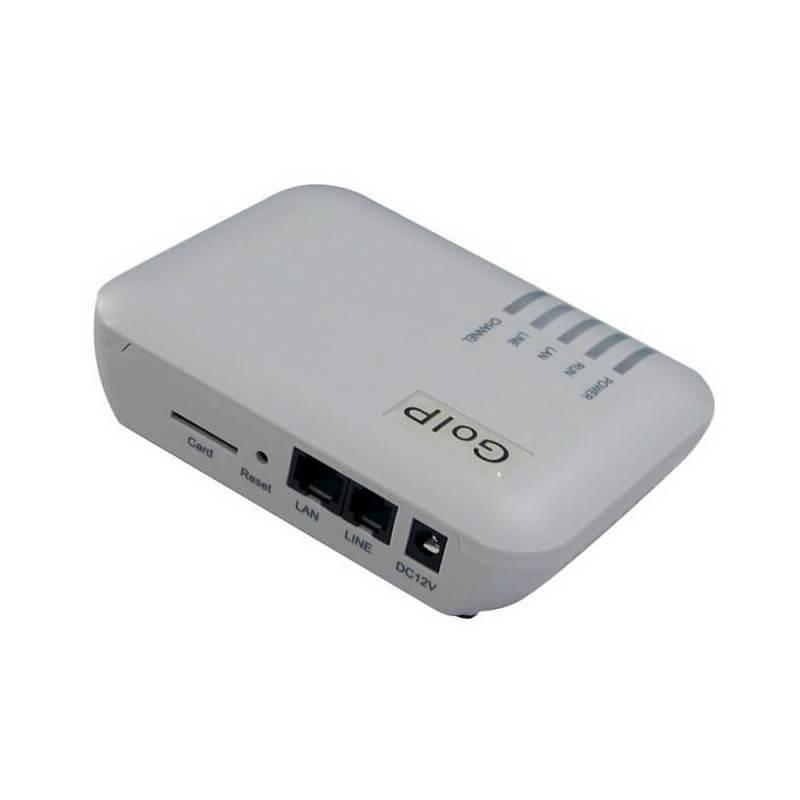 GSM-VoIP шлюз GS-1I