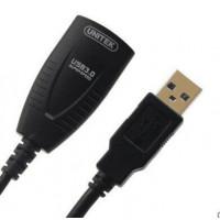 Кабель 15м USB 3.0 удлинитель CleverMic 15M