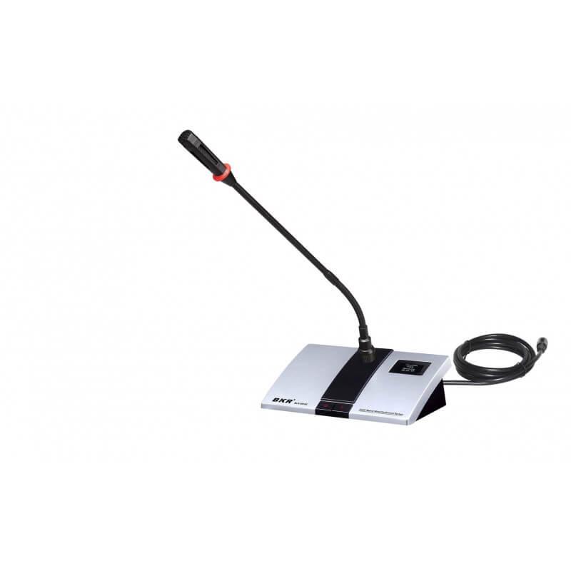 Микрофонный пульт председателя BKR BLS-3513C Silver
