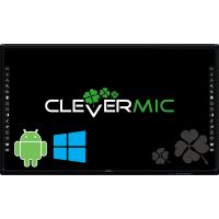 """Интерактивная панель CleverMic U75 Standart (4K 75"""")"""