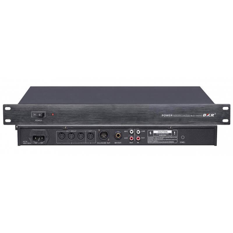 Разветвитель микрофонных пультов BKR BLS- 350HD
