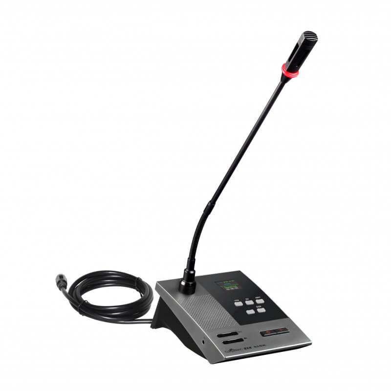 Микрофонный пульт председателя clevermic BKR BLS-5516C с функцией голосования