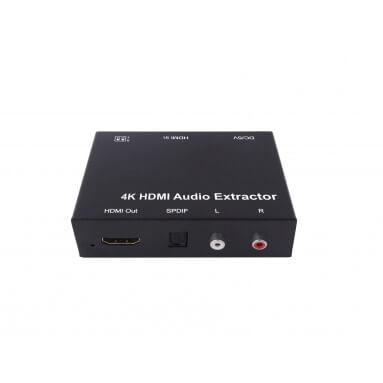Аудио экстрактор HDMI (4k@30hz YUV420)