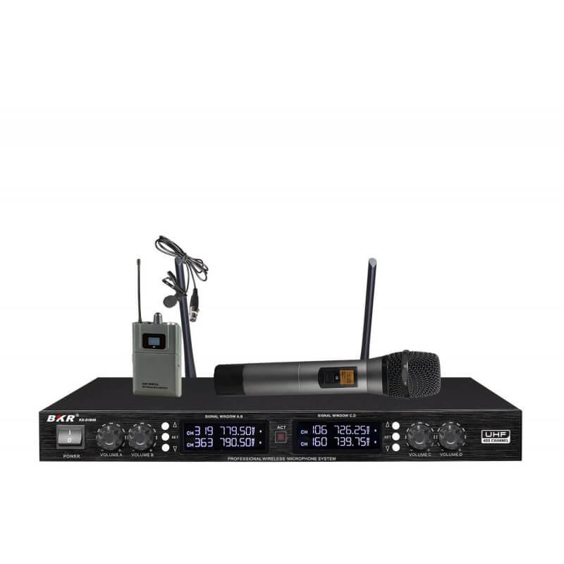 Система микрофонов KX-D3840HB  (ручной или петличный)