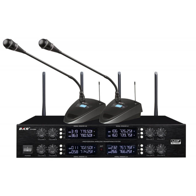 Радиомикрофоны BKR KX-3880