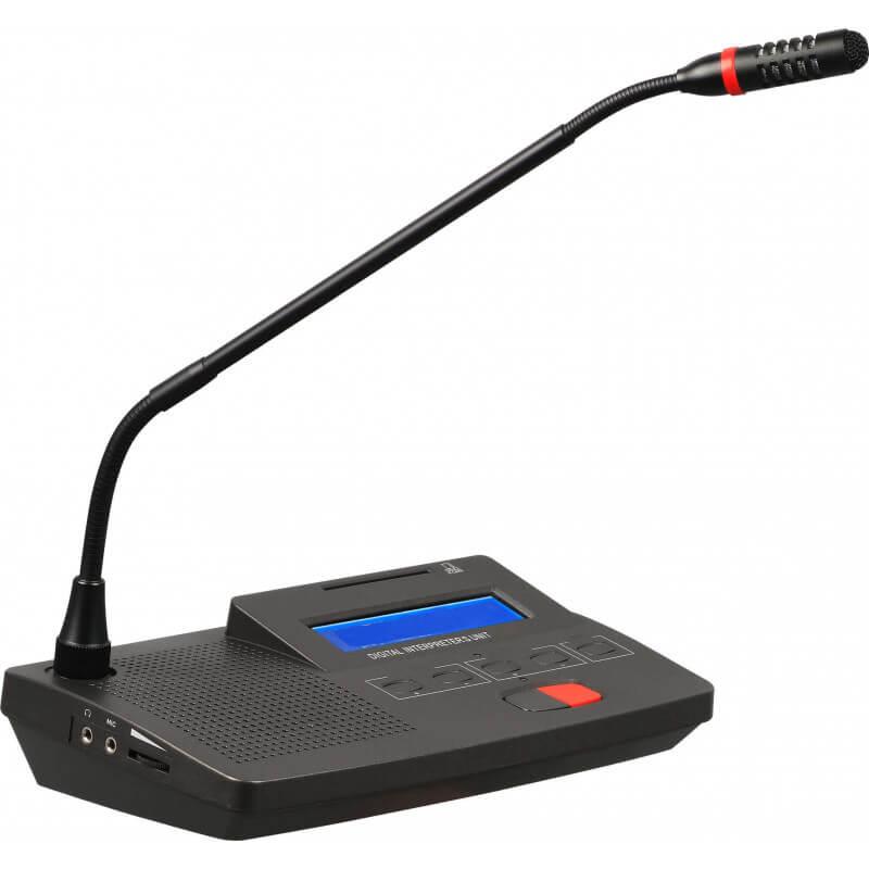 Микрофонный пульт переводчика BLS-8100Y