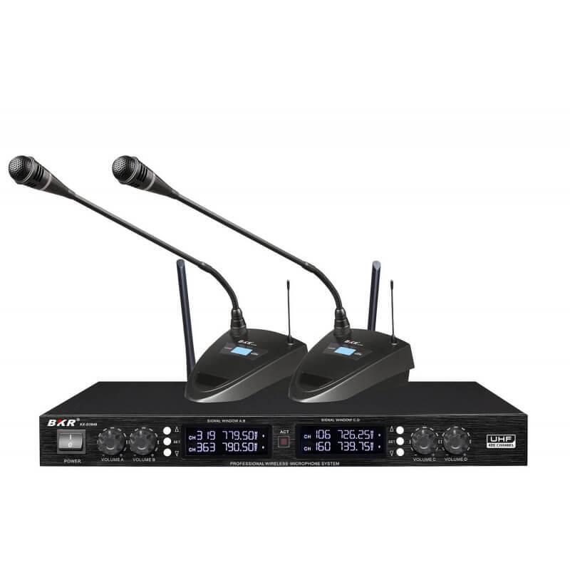 Конференц-система clevermic BKR KX-D3840