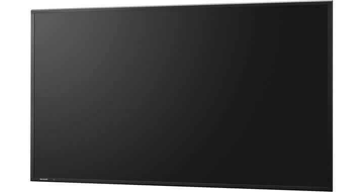 ЖК-панель Sharp для создания видеостен