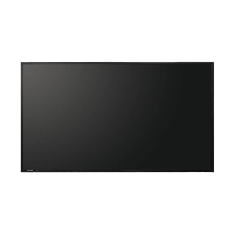 """Широкоформатный ЖК-дисплей Sharp PNE803 (FullHD, 450cd, 80"""")"""