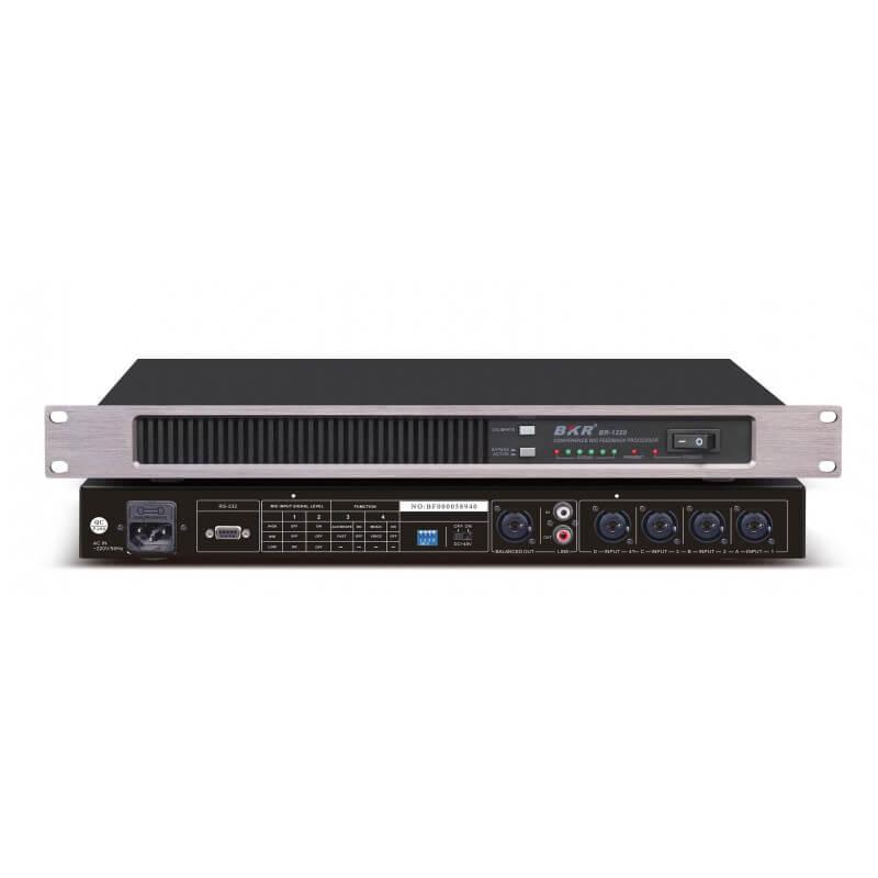 Процессор подавления обратной связи BKR BR-1220 c функцией микширования