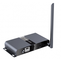 Удлинитель HDMI CleverMic 4KHEW398, беспроводной (200м)