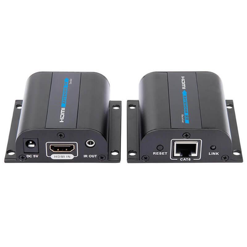 Удлинитель CleverMic HE1CC372A HDMI проводной (50м)