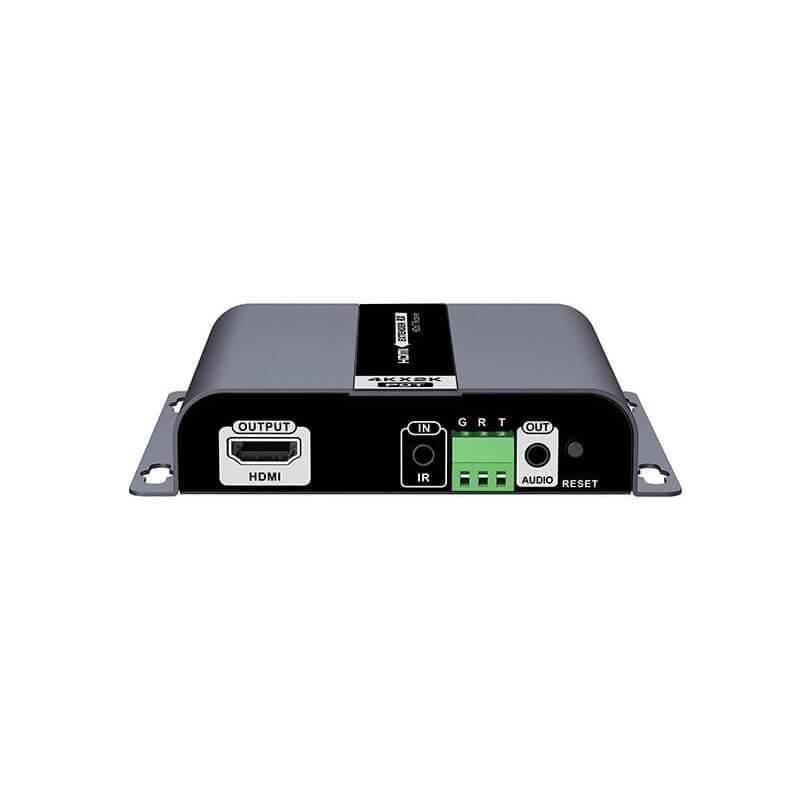 Удлинитель HDMI CleverMic HEHB683N, проводной (120м)