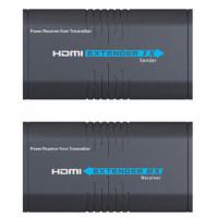 Удлинитель CleverMic HEPPC373N HDMI проводной (120м)