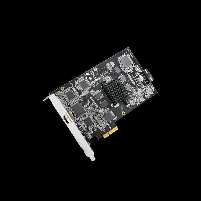 Купить Карта захвата AVerMedia 4K HDMI 2.0 PCIe Frame Grabber CE511 ...