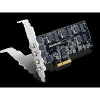 Карта захвата AVerMedia 4-CH SDI Full HD HW H.264 PCIe Frame Grabber CL334-SN
