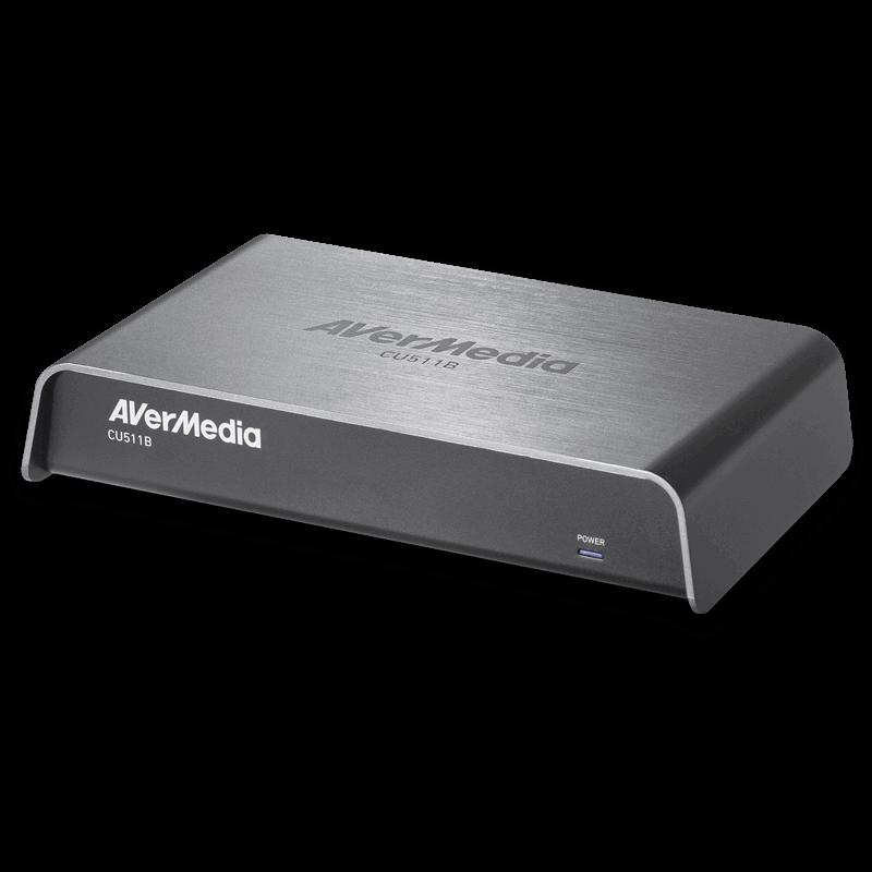 Устройство захвата видео AVerMedia CU511B