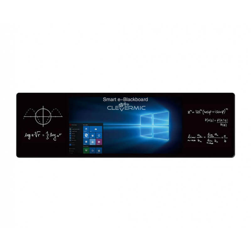"""Интерактивная доска CleverMic e-Blackboard 75"""" (Win + Android OS) DC750NH-A"""