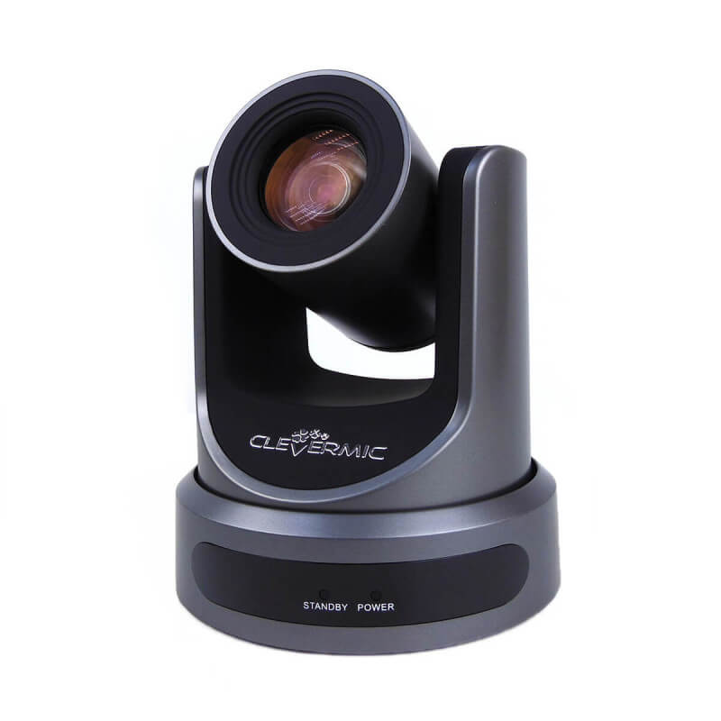 PTZ-камера CleverMic 1220UHN Black (20x, USB 3.0, HDMI, LAN)