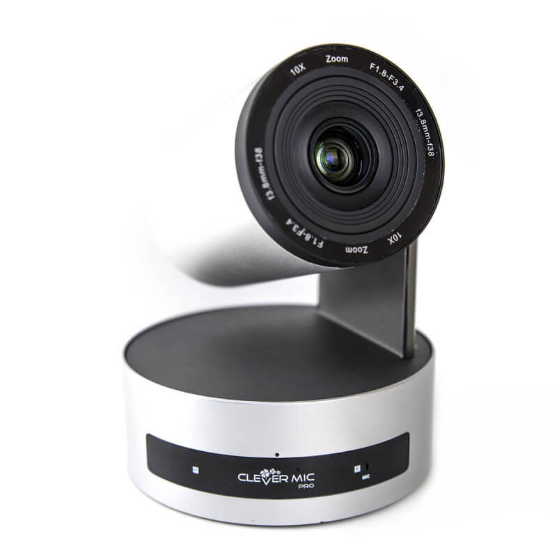 PTZ-камера CleverMic Pro HD PTZ 10UH (10x, USB3.0, HDMI)