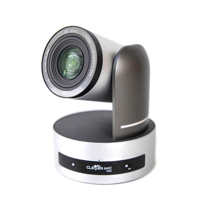 PTZ-камера CleverMic Pro HD PTZ 5UH (5x, USB3.0, HDMI)