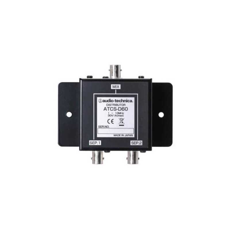 Дистрибьютор Audio-technica ATCS-D60 (1 вход/2 выхода)