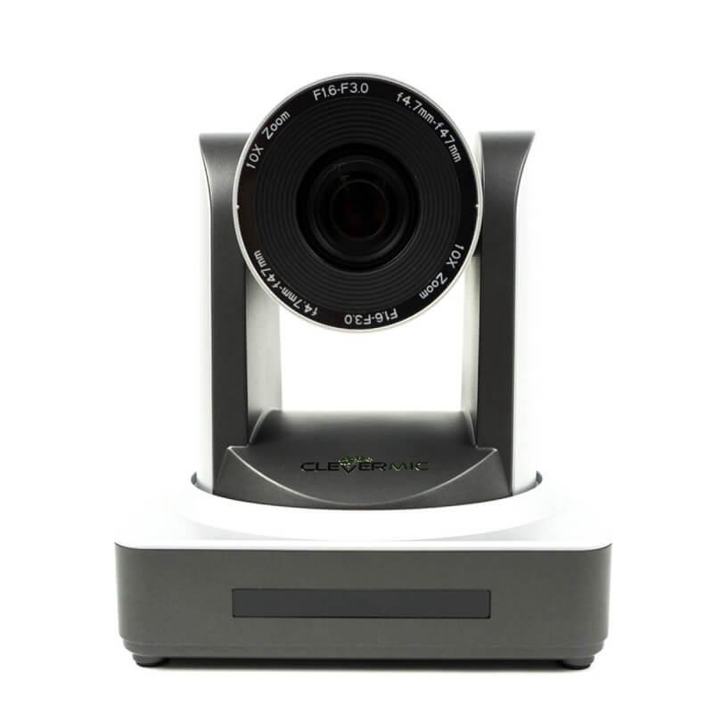 PTZ-камера CleverMic 1011S-10 (10x, SDI, HDMI, LAN)