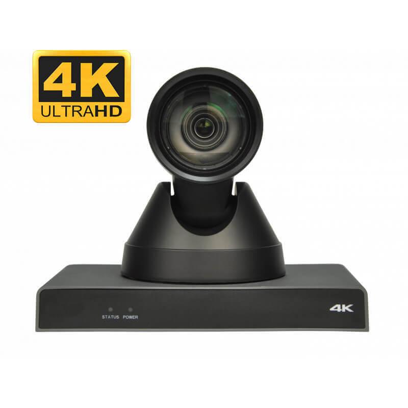 PTZ-камера CleverMic 4K 4312UH (12x, HDMI, LAN, USB 3.0)