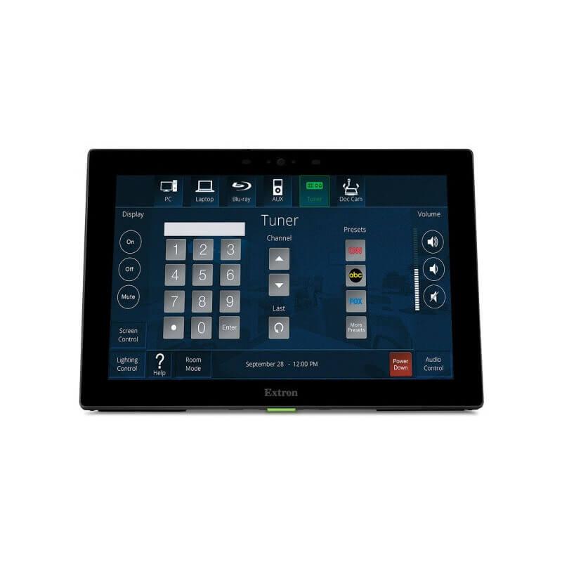 Проводная сенсорная панель Extron TouchLink Pro TLP Pro 1025T (настольная)