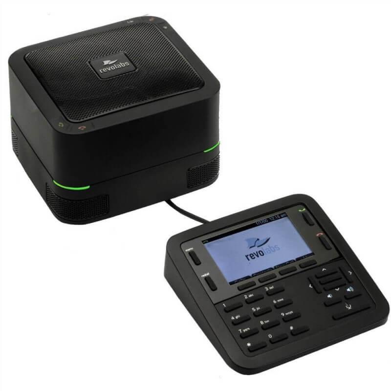 IP и USB-конференц-телефон Revolabs FLX UC 1000