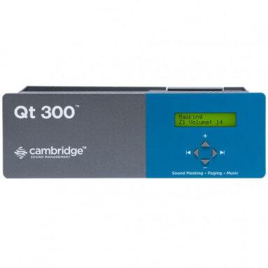 Модуль управления шумовой завесой Biamp CAMBRIDGE SOUND MANAGEMENT QT 300 (до 3500 м²)