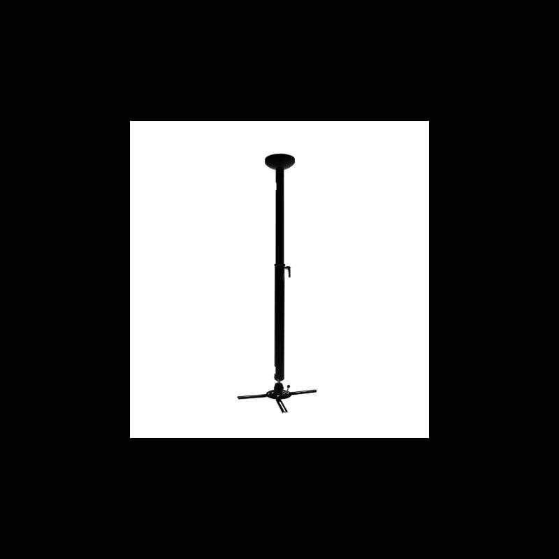 Крепление для проектора ErgoFount BPM-16-02S B (потолочное, до 30 кг.)