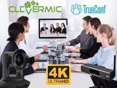 Как организовать видеоконференцию в разрешении 4К?