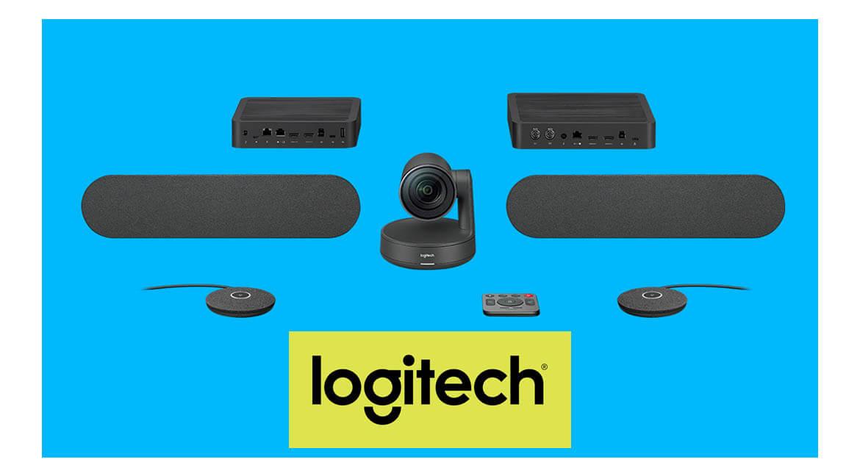 Logitech Rally System: Как подключить и настроить