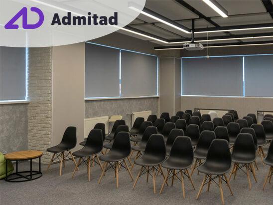 Конференц-зал для компании Admitad