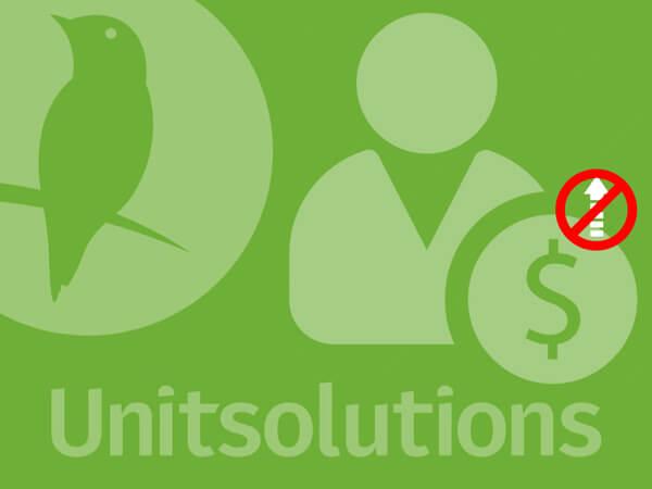 Изменения курса валют и фиксированные цены в магазине Unitsolutions
