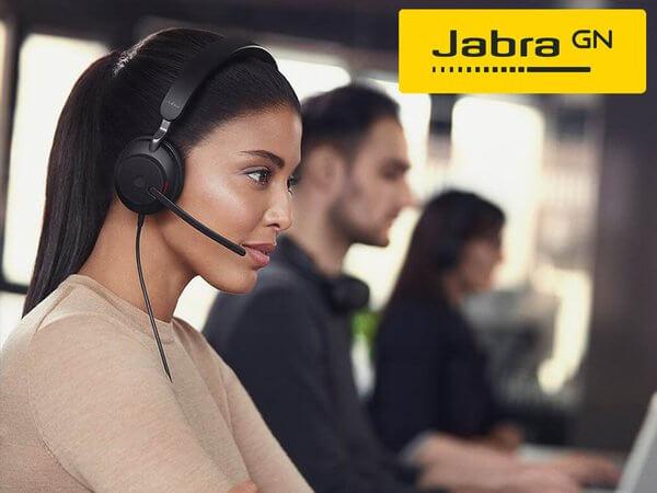 Гарнитура Jabra EVOLVE2