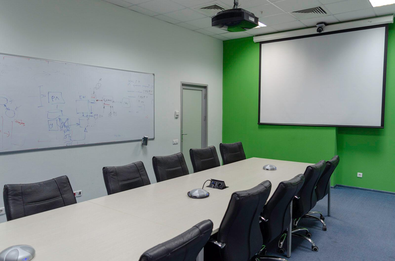 Конференц-залы для МОЦ ИКТ