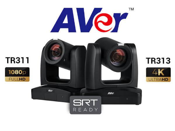 Новые PTZ-камеры с ИИ от AVer