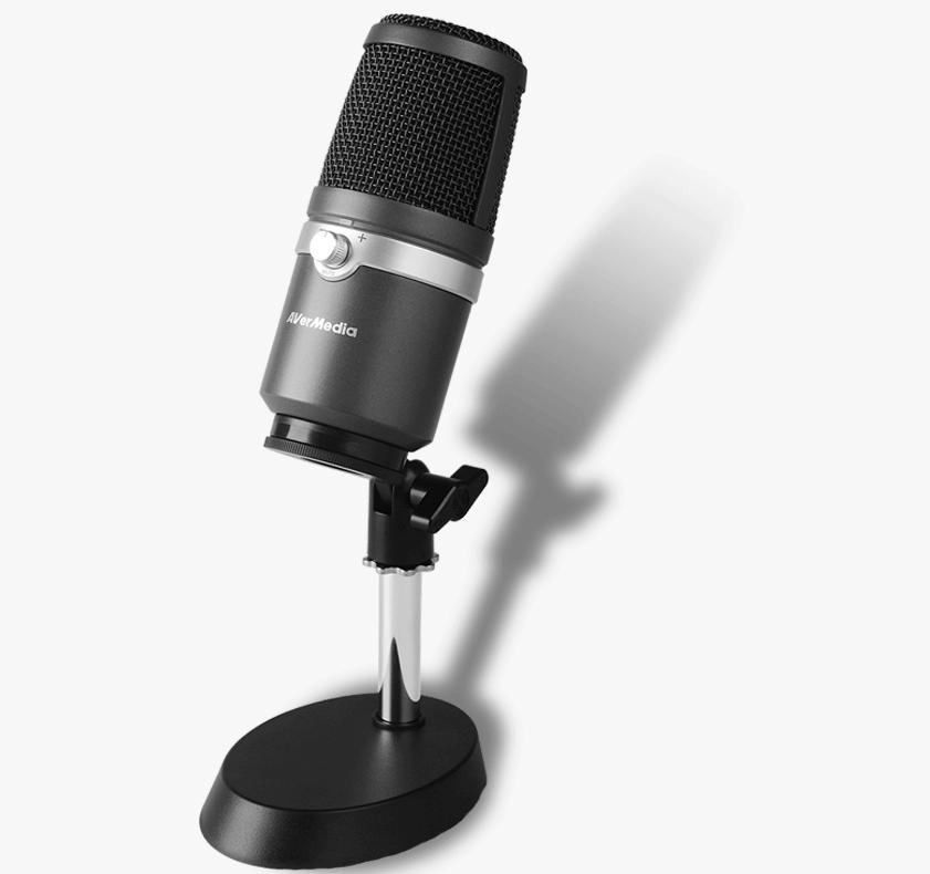 Микрофон для стрима Avermedia