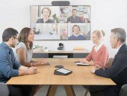 Logitech - умніе технологие, которые меняют работу офиса
