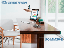 Новая конференц-система для домашнего офиса от Crestron