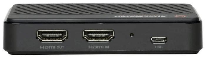 Интерфейсы AVerMedia Live Gamer MINI GC311