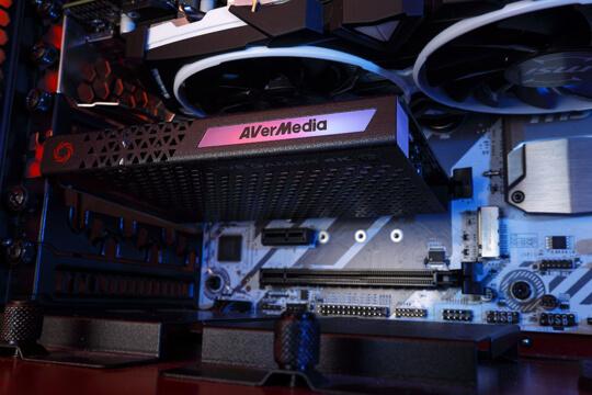 Устройство захвата видео AVerMedia Live Gamer 4K GC573