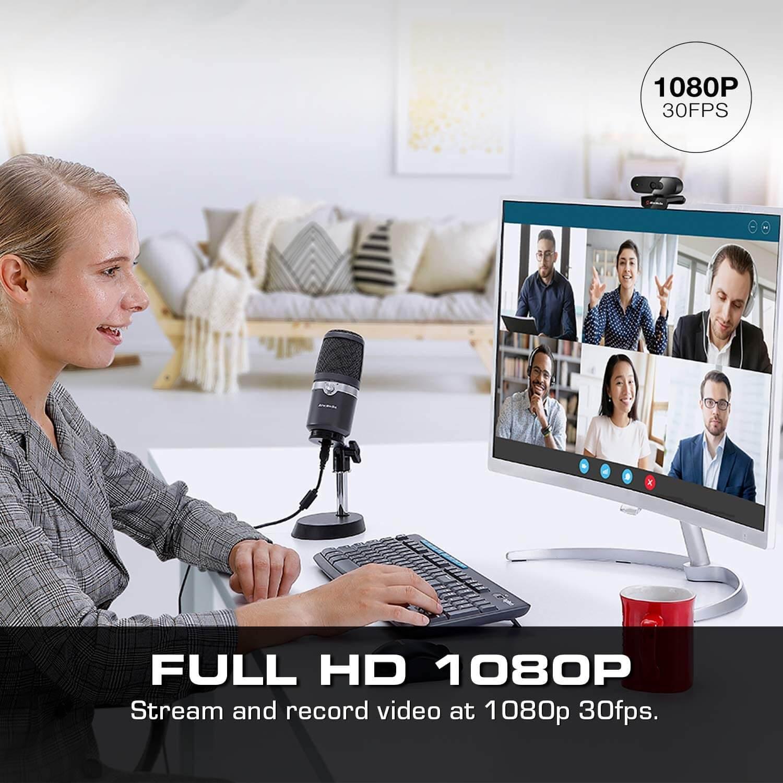 Веб-камера AVerMedia PW310P
